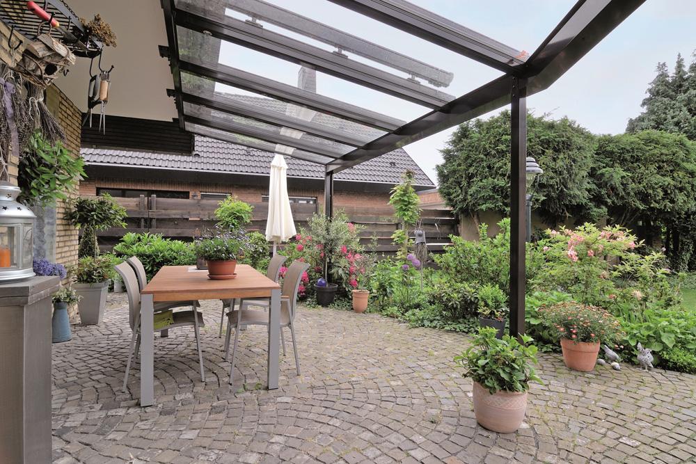 Terrassenüberdachung Nordheide