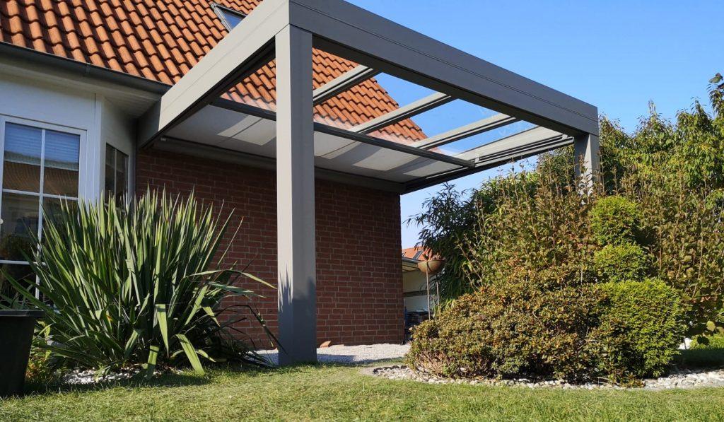 Terrassenüberdachung Angebot
